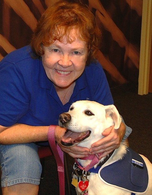 Gail Smith and Dixie